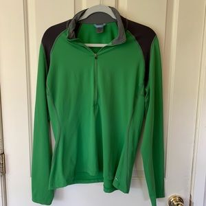REI Half Zip Pullover XL